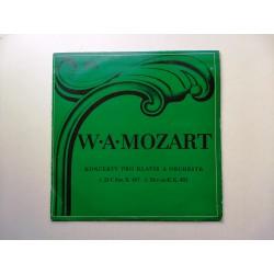 W.A.Mozart - Koncerty pro klavír a orchestr