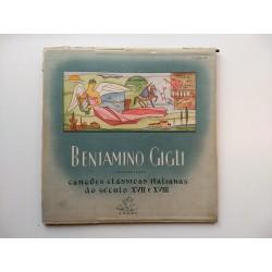 Beniamino Gigli - Canções Clássicas Italianas