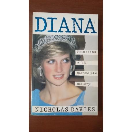 Diana, princezna a její manželské maléry
