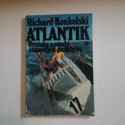 Atlantik - Preteky a osudy osamelých jachtárov