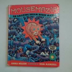 Mousemazia: An Amazing Dream House Maze