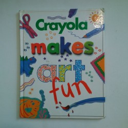 Crayola makes art fun