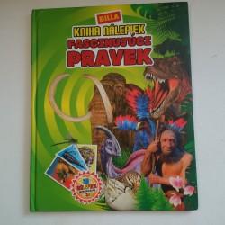 Kniha nálepiek - Fascinujúci pravek
