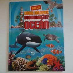 Kniha nálepiek - Dobrodružný oceán