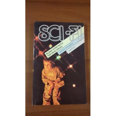 Sci-fi - Blízke stretnutia tretieho druhu