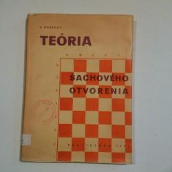 Teória šachového otvorenia