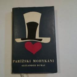 Parížski mohykáni