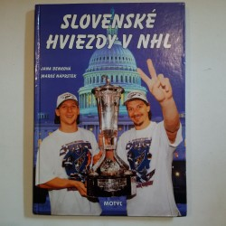 Slovenské hviezdy v NHL
