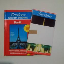 Baedeker - Paríž