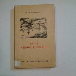 Knihy národa poľského a Knihy pútnictva poľského z roku Pána 1832