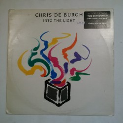 Chris de Burgh ‎– Into the light