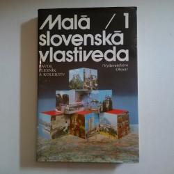 Malá slovenská vlastiveda I.