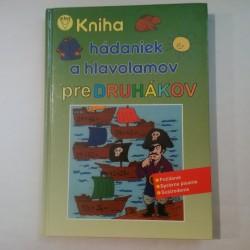 Kniha hádaniek a hlavolamov pre druhákov