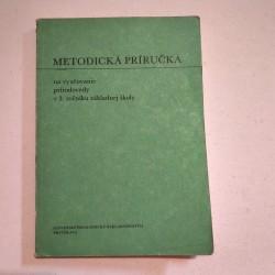 Metodická príručka na vyučovanie prírodovedy v 3. ročníku ZŠ