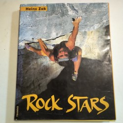 Rock stars - hvězdy volného lezení