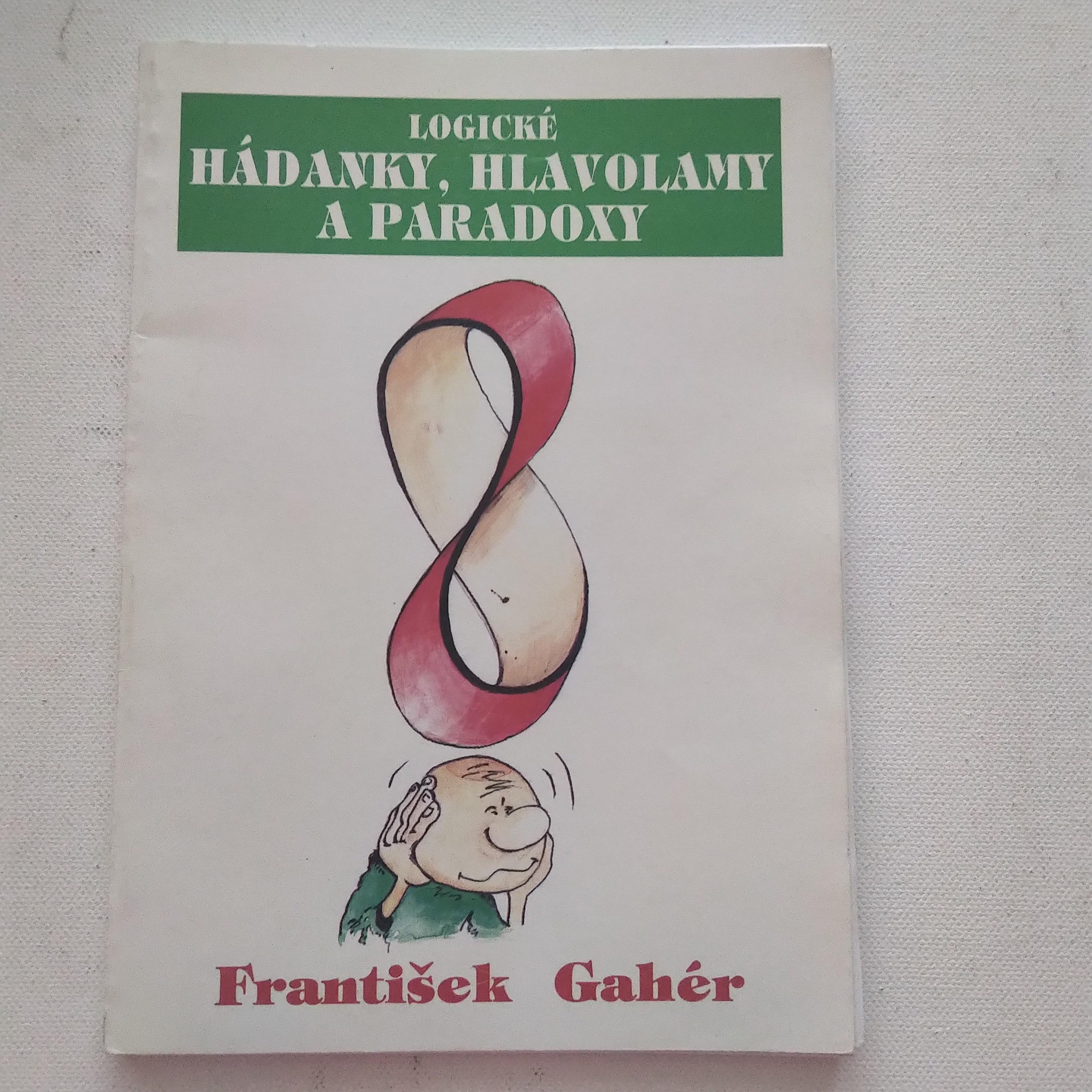 b931bfab1 Logické hádanky, hlavolamy a paradoxy