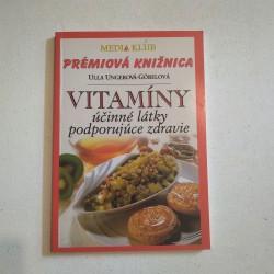 Vitamíny, účinné látky podporujúce zdravie