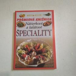Nátierkové a šalátové špeciality