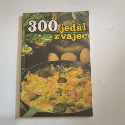 300 jedál z vajec