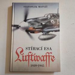 Stíhací esa Luftwaffe 1939-1945