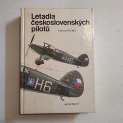 Letadla československých pilotů