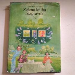 Zelená kniha rozprávok