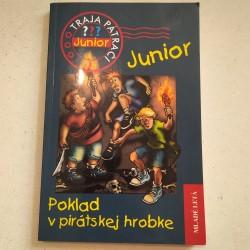 Traja pátrači junior - Poklad v pirátskej hrobke