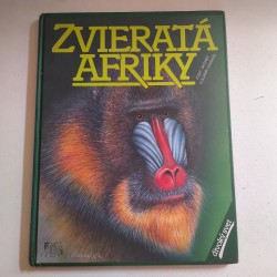Zvieratá Afriky