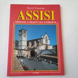 Assisi. Umenie a dejiny cez stáročia