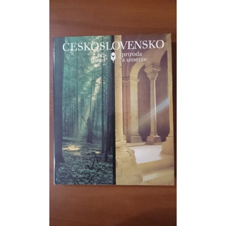 Československo – príroda aumenie