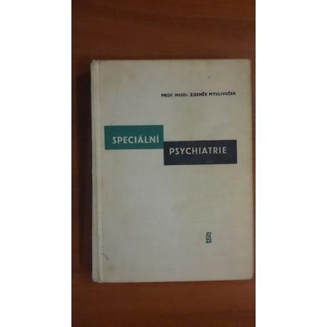 Speciálni psychiatrie