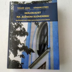 Holokaust na južnom Slovensku