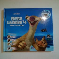 Doba ľadová 4 - Zem v pohybe - 3D kniha + CD