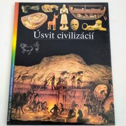 Ilustrované dejiny sveta 2. - Úsvit civilizácií