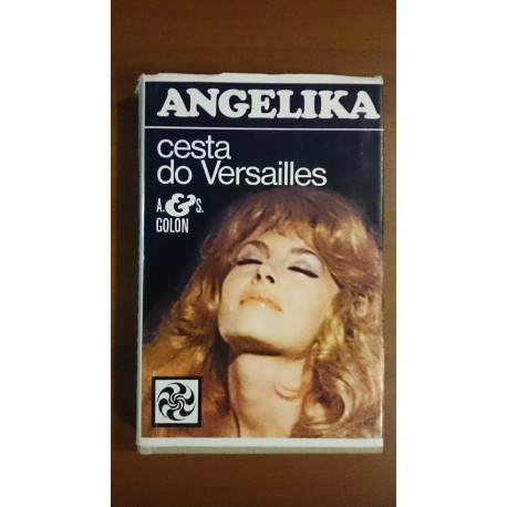 Angelika 2. - Cesta do Versailles