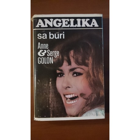 Angelika 5. - Angelika sa búri
