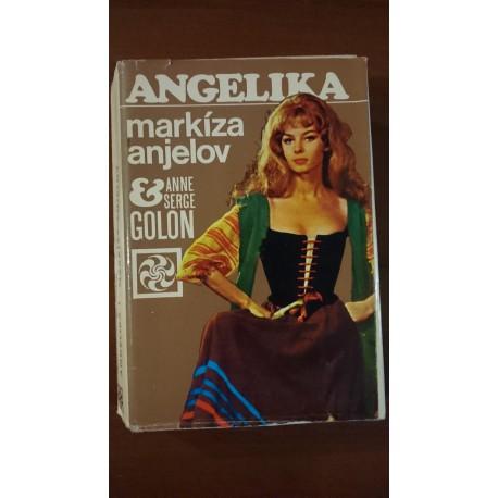 Angelika 1. - Angelika, markíza anjelov
