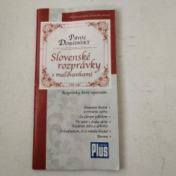 Prostonárodné slovenské povesti, Slovenské rozprávky s maľovankami VIII.