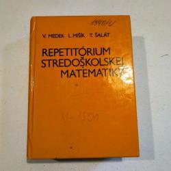 Repetitórium stredoškolskej matematiky