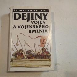 Dejiny vojen a vojenského umenia