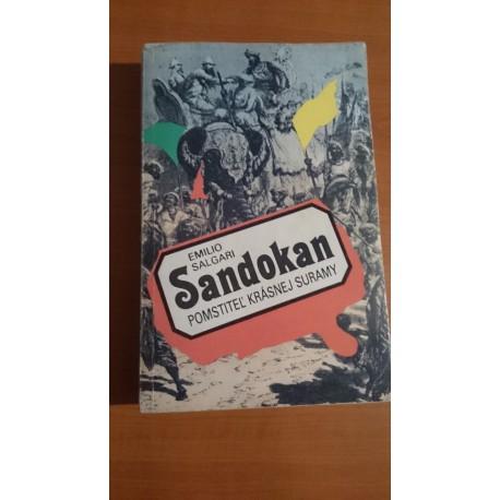 Sandokan - Pomstiteľ krásnej Suramy