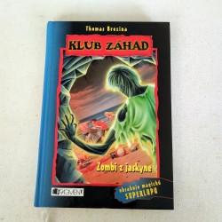 Klub záhad – Zombi z jaskyne