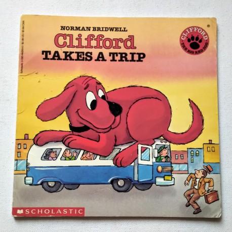 Clifford takes a trip
