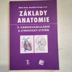 Základy anatomie 2.: Kardiovaskulární a lymfatický systém