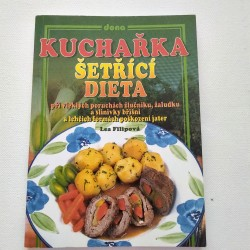 Kuchařka - Šetřící dieta