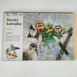 Detský kalendár