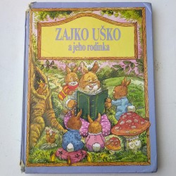 Zajko Uško a jeho rodinka