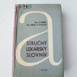 Kábrt, Valach - Stručný lekársky slovník