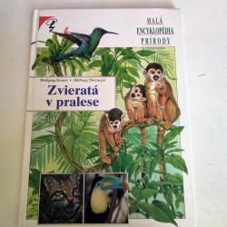 Zvieratá v pralese