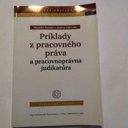 Príklady z pracovného práva a pracovnoprávna judikatúra